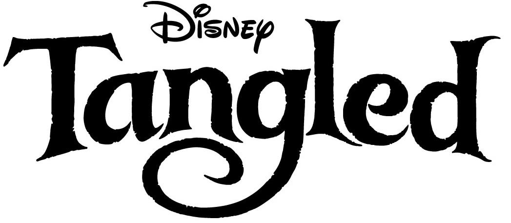 disney reveals new tangled logo  u2013   film