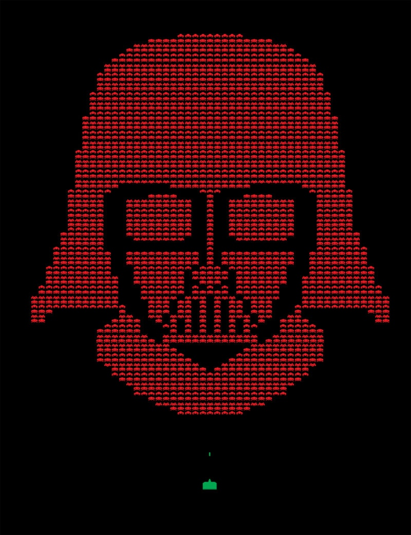 Cool Stuff: Star Wars/Space Invaders T-Shirt – /Film