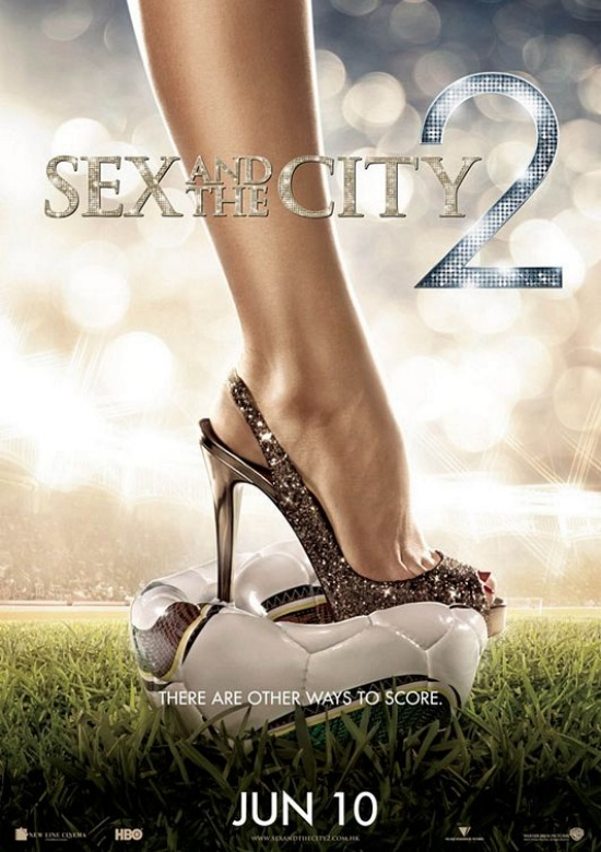Sex and the City international poster