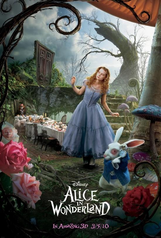 Alice in Wonderland Banner #2