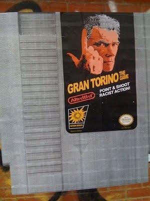 Gran Torino NES game