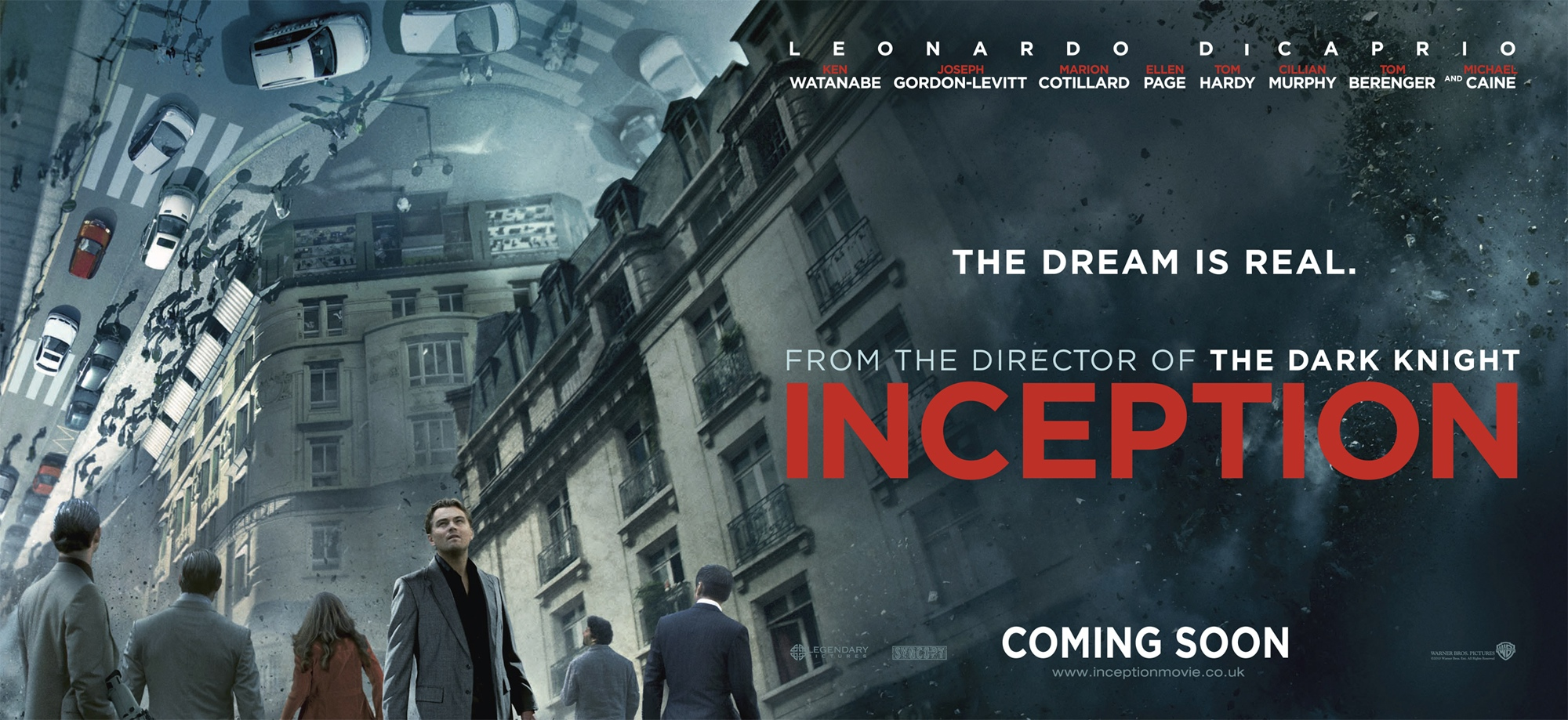 Can Christopher Nolans Inception Save The Movies Film