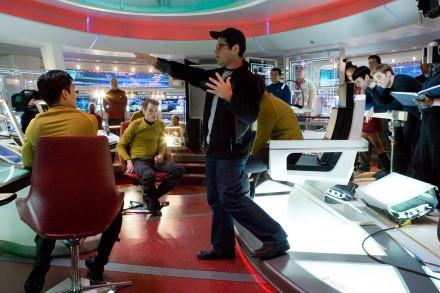 Star Trek behind the scenes