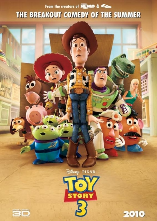 Toy Story 3 International Movie Poster