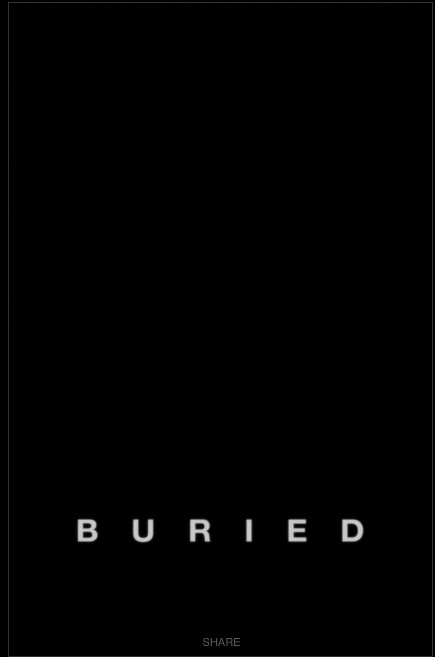 Buried motion poster link