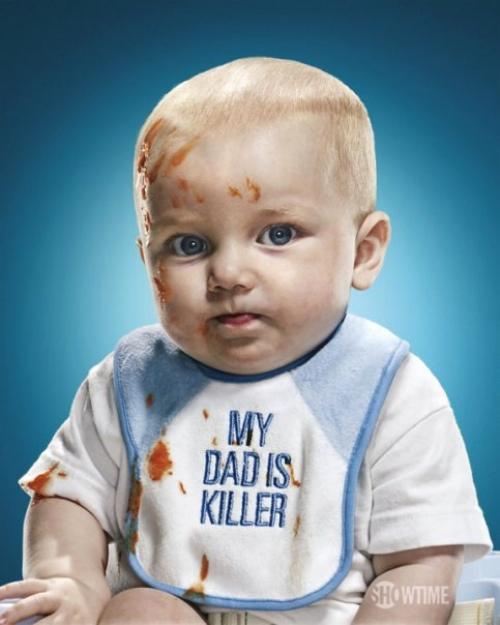 Dexter Season 4 Teaser Poster