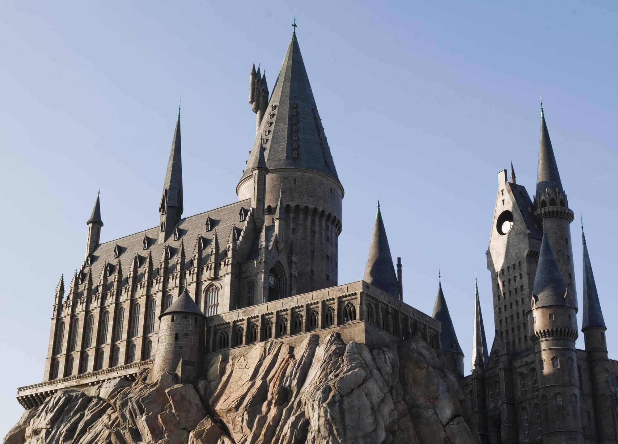 Where is Hogwarts