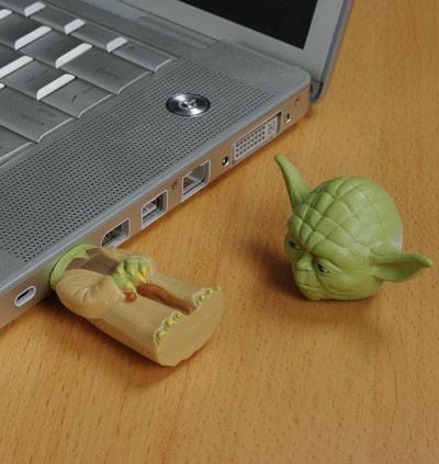 Yoda flash drive