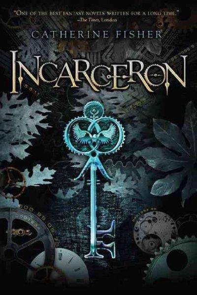 Incarceron book cover