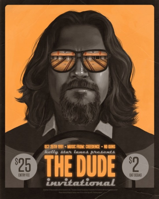 Mike Mitchell's The Dude Invitational