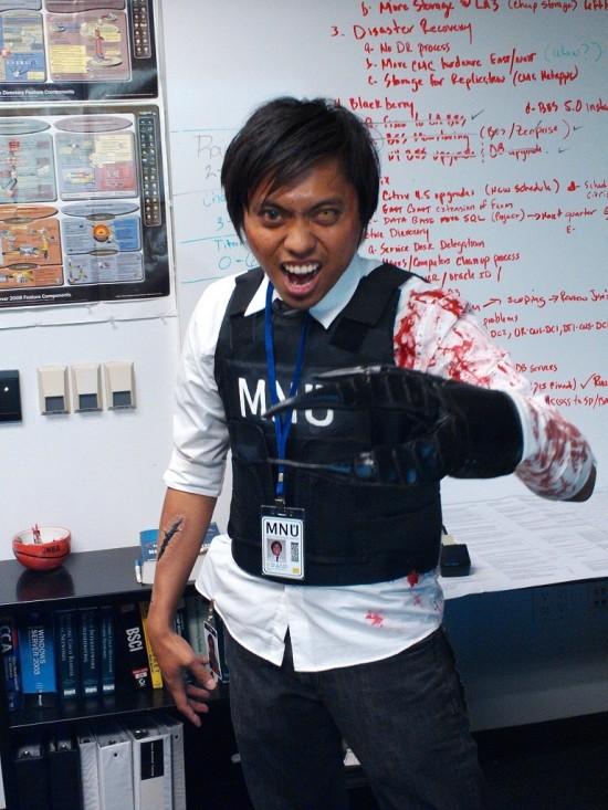 District 9 halloween costume