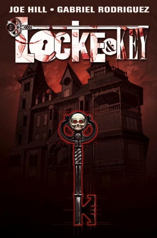 Locke & Key Cover
