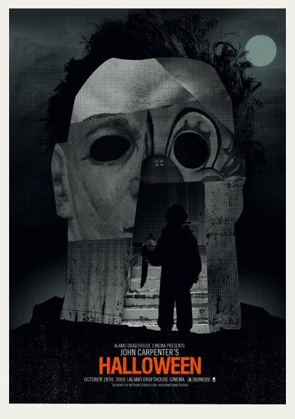 Halloween Poster Alamo