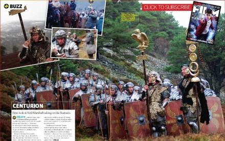 Centrion in Total Film Magazine