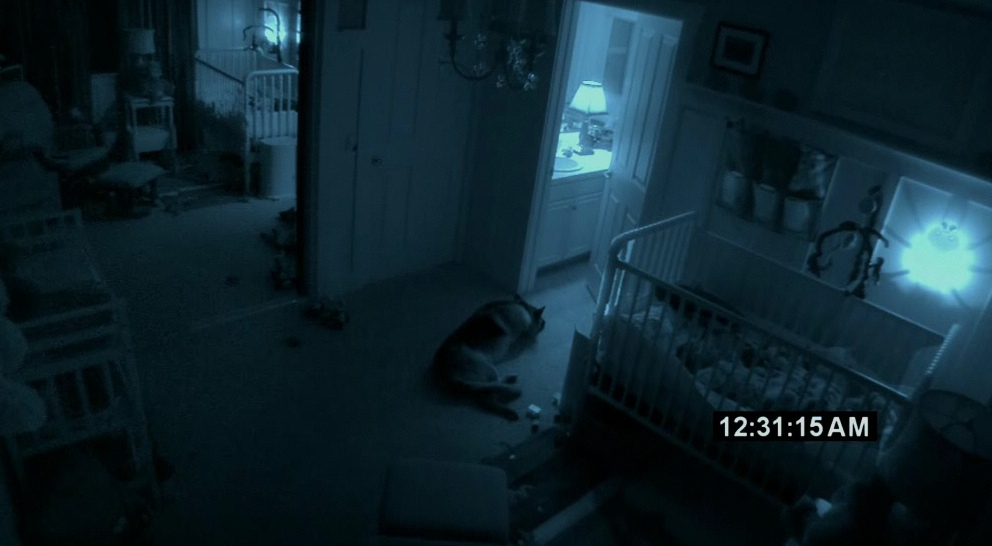 relationship between paranormal activity movies trailer