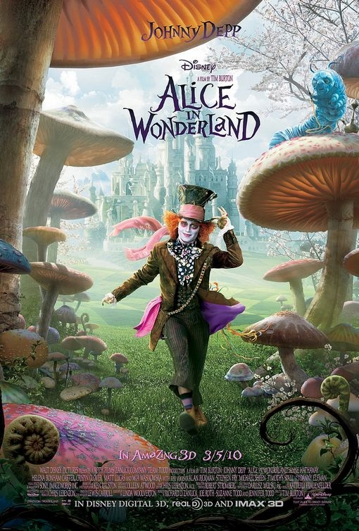 Alice in Wonderland Banner #3