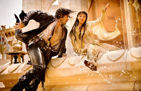 Prince Of Persia The Sands Of Time International Movie Trailer Film