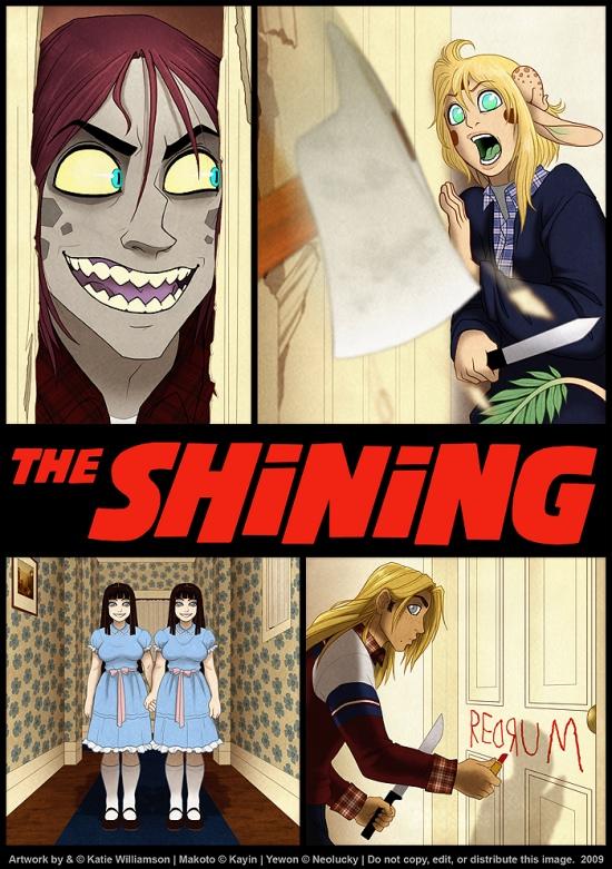 The Shining Anime